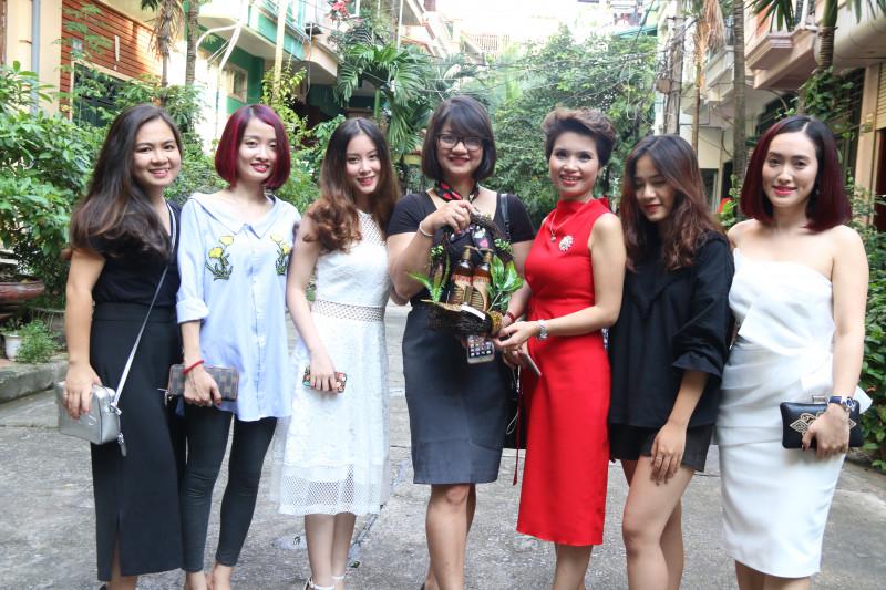 Những mẫu tóc công sở khiến các nàng mê mẩn tại Phương Nhung hair salon - 56 Ngõ Thông Phong, HN 2