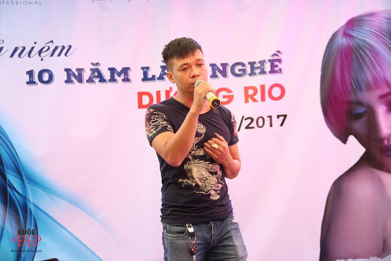 Tưng bừng kỷ niệm 10 năm làm nghề của NTMT Dương Bùi, 10 năm thành lập Dương Rio hair salon 15