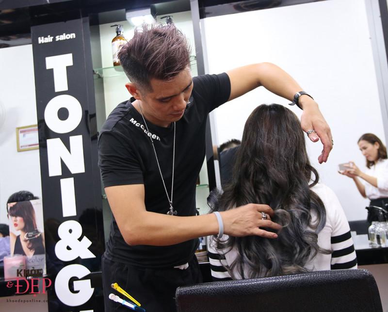 Tưng bừng kỷ niệm 10 năm làm nghề của NTMT Dương Bùi, 10 năm thành lập Dương Rio hair salon 16