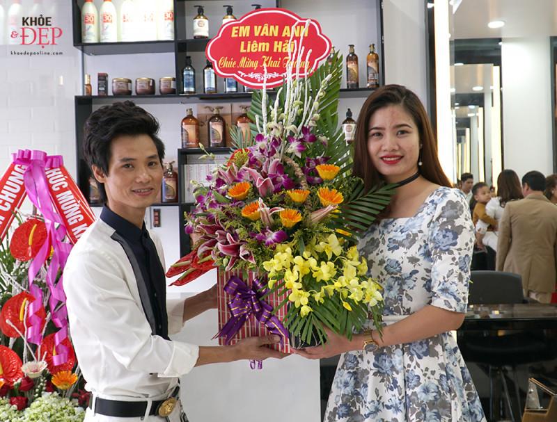 Tưng bừng khai trương hair salon Thiên Trường - 190 Hữu Nghị, thị trấn Cổ Lễ. 6
