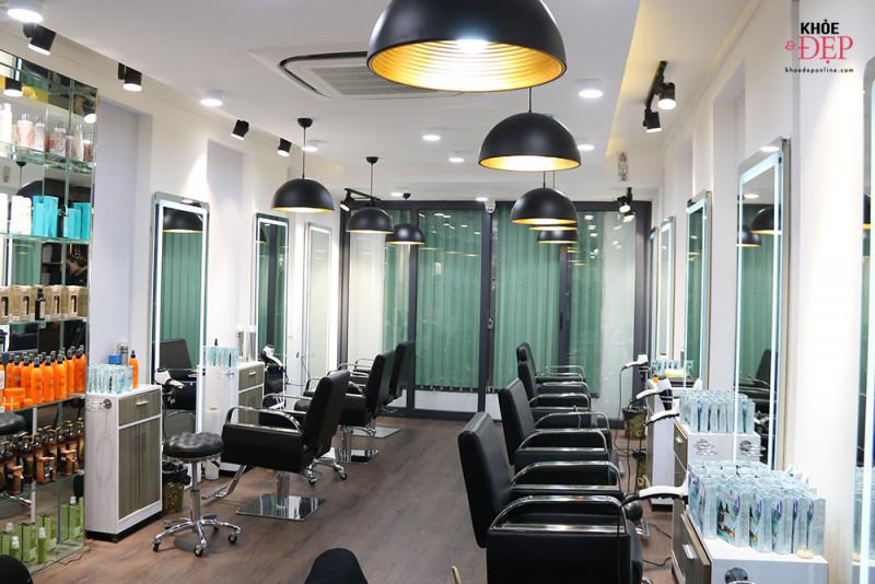 Tưng bừng khai trương Remix Beauty Fashion salon by Kiều Anh Đặng - 456 Xã Đàn. 12