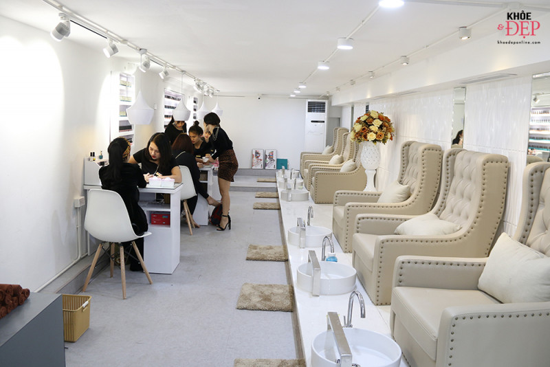 khai trương Remix Beauty Fashion salon 3