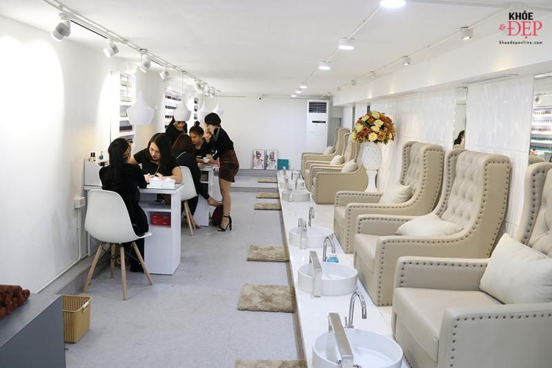 Tưng bừng khai trương Remix Beauty Fashion salon by Kiều Anh Đặng - 456 Xã Đàn. 13
