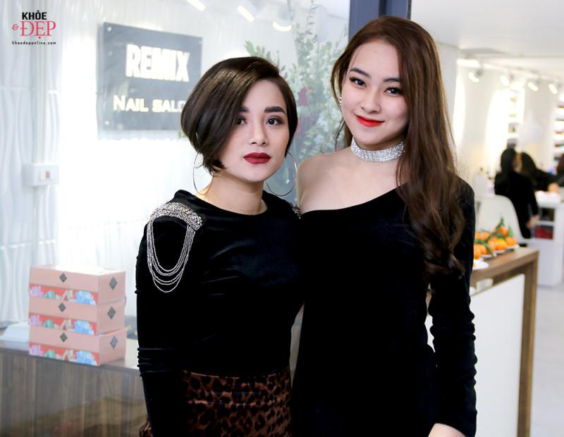 Tưng bừng khai trương Remix Beauty Fashion salon by Kiều Anh Đặng - 456 Xã Đàn. 9