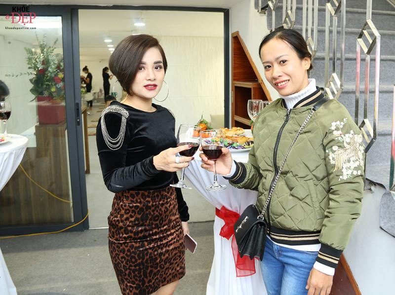 Tưng bừng khai trương Remix Beauty Fashion salon by Kiều Anh Đặng - 456 Xã Đàn. 8