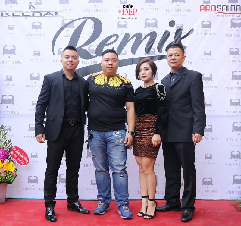 Tưng bừng khai trương Remix Beauty Fashion salon by Kiều Anh Đặng - 456 Xã Đàn. 3