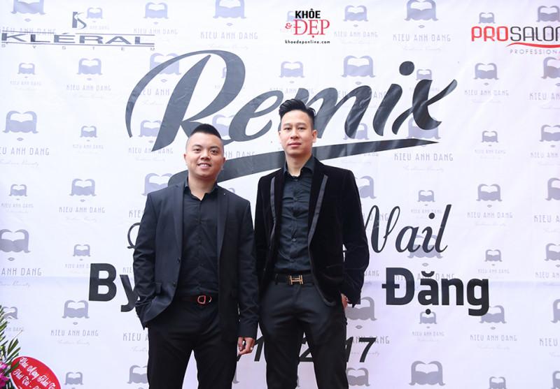 Tưng bừng khai trương Remix Beauty Fashion salon by Kiều Anh Đặng - 456 Xã Đàn. 5