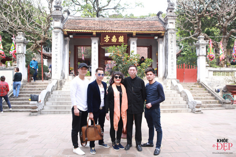 Họp mặt đầu xuân Liên hiệp các CLB ngành tóc Việt Nam và Hội nhà thiết kế, tạo mẫu tóc Hà Nội 22