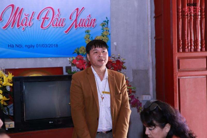 Họp mặt đầu xuân Liên hiệp các CLB ngành tóc Việt Nam và Hội nhà thiết kế, tạo mẫu tóc Hà Nội 17