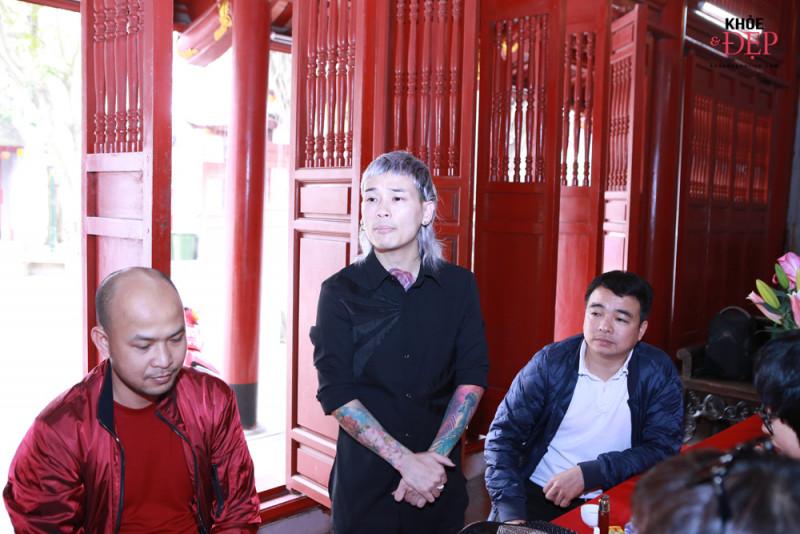 Họp mặt đầu xuân Liên hiệp các CLB ngành tóc Việt Nam và Hội nhà thiết kế, tạo mẫu tóc Hà Nội 15