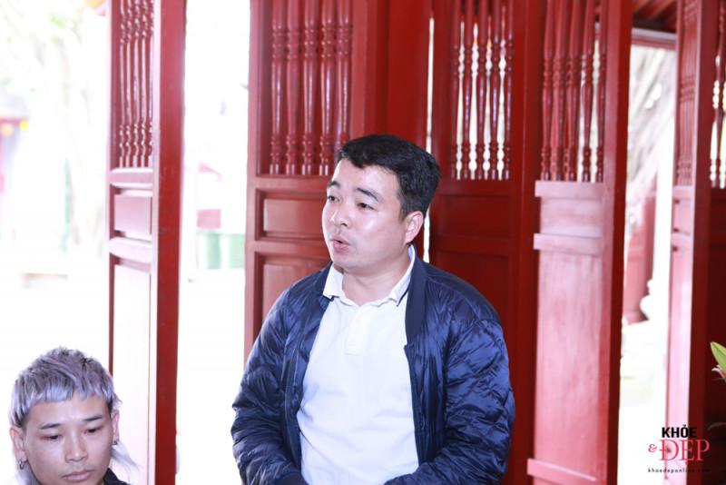 Họp mặt đầu xuân Liên hiệp các CLB ngành tóc Việt Nam và Hội nhà thiết kế, tạo mẫu tóc Hà Nội 14