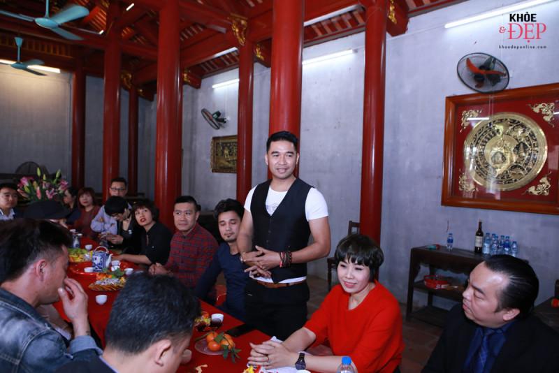 Họp mặt đầu xuân Liên hiệp các CLB ngành tóc Việt Nam và Hội nhà thiết kế, tạo mẫu tóc Hà Nội 9