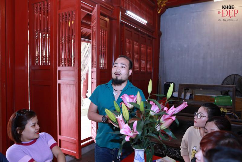Họp mặt đầu xuân Liên hiệp các CLB ngành tóc Việt Nam và Hội nhà thiết kế, tạo mẫu tóc Hà Nội 6