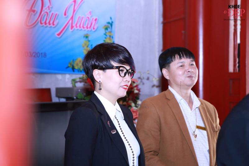Họp mặt đầu xuân Liên hiệp các CLB ngành tóc Việt Nam và Hội nhà thiết kế, tạo mẫu tóc Hà Nội 5