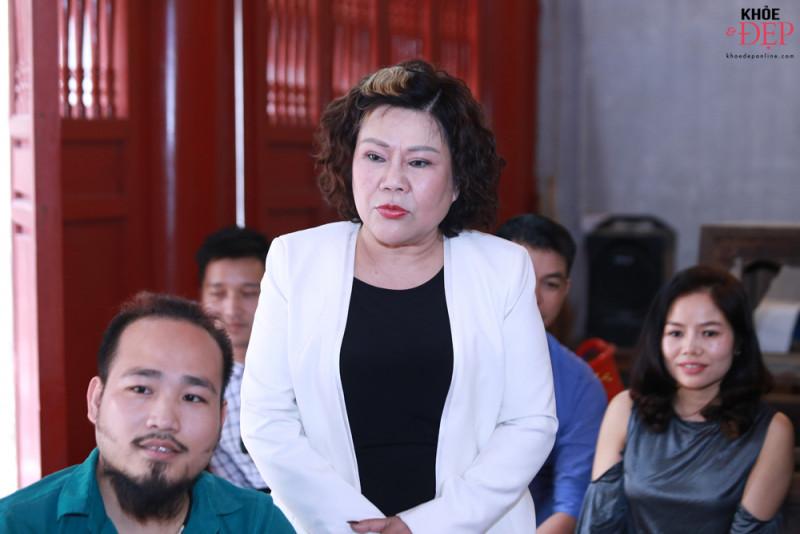 Họp mặt đầu xuân Liên hiệp các CLB ngành tóc Việt Nam và Hội nhà thiết kế, tạo mẫu tóc Hà Nội 4