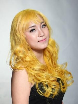 Tóc vàng rực rỡ