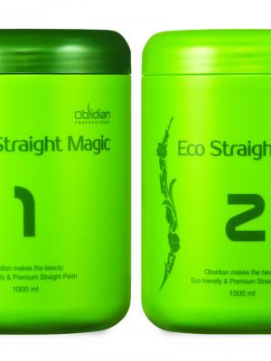 Kem duỗi tóc sinh thái Obsidian Eco Straight Magic