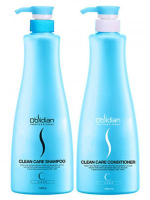 Dầu gội/Dầu xả dưỡng tóc và da đầu - Clean Care Shampoo/Conditioner