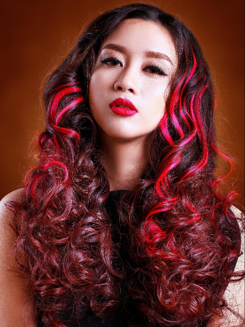 Light đỏ hồng