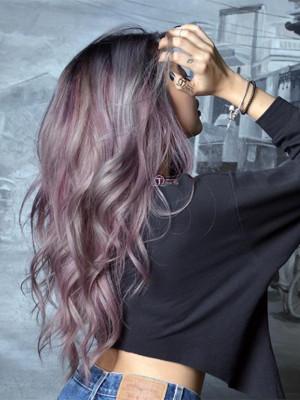 Tóc dài huyền bí