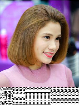 tóc ngắn cá tính