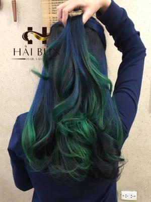 Light xanh lá
