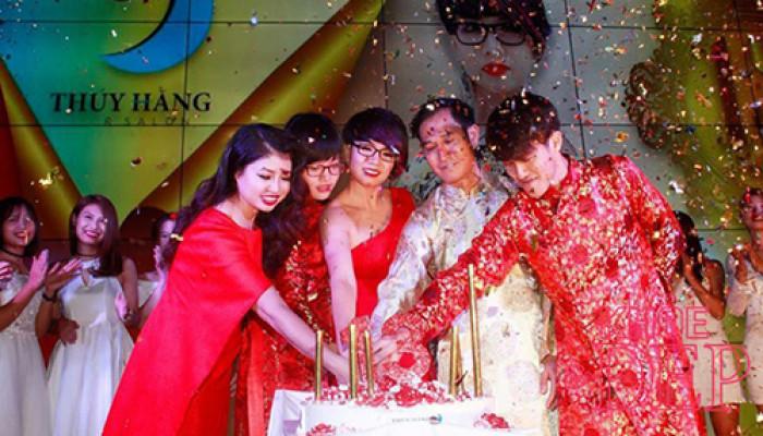 Gala kỷ niệm 13 năm sinh nhật Hệ thống salon Thúy Hằng