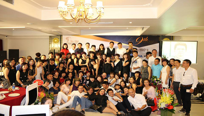 CLB Tóc Việt ra mắt BCH nhiệm kỳ mới