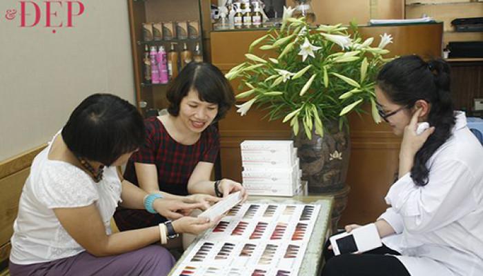 Hair&Spa Hương Quỳnh: Nơi trải nghiệm điều bạn muốn