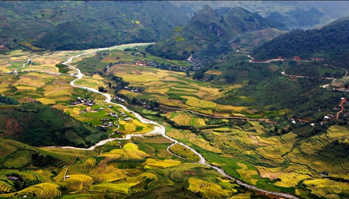 Phượt vùng núi Pù Luông đẹp như thiên đường