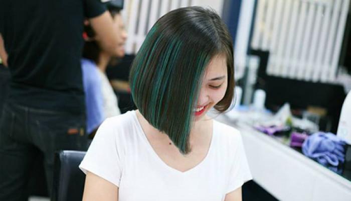 Những mẫu tóc đẹp tại salon Tony Doanh