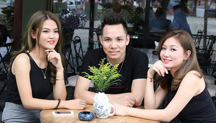 Tóc và Cuộc sống - Thời trang rêu lạnh tại salon Đông King