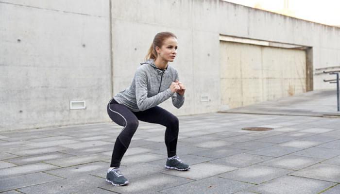 Các bài tập đơn giản đánh bay mỡ thừa ra khỏi cơ thể của bạn