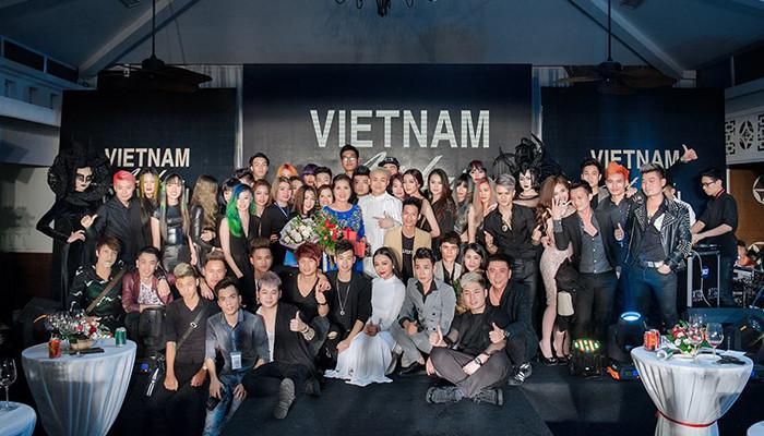 VietNam Art Hair show - chặng đường đam mê