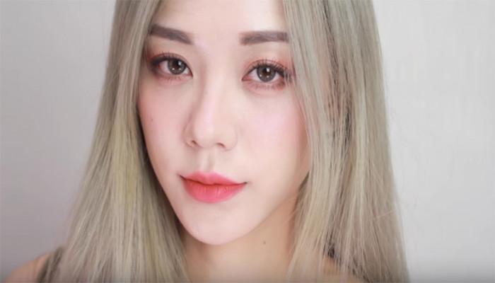 Xu hướng makeup mùa noel 2016