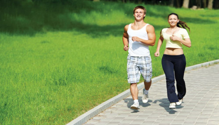 Chế độ chuẩn giúp chạy bộ đúng cách