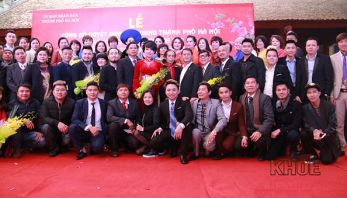 Ra mắt Hội Nhà thiết kế và Tạo mẫu tóc Hà Nội