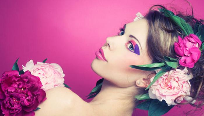 Vương miện hoa – Kiểu tóc ngọt ngào cho mùa xuân