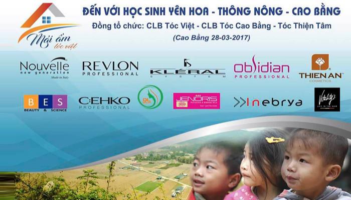 """Hành trình """"Mái ấm Tóc Việt"""" - đem hơi ấm thủ đô về chiến khu Việt Bắc"""