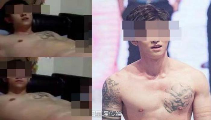 Nam thần Thái Lan lộ clip cực nhạy cảm