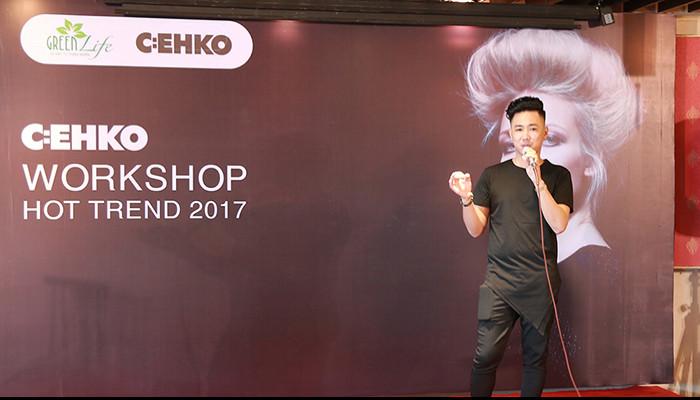 C:EHKO Workshop 2017- Hướng tới vẻ đẹp tự nhiên cho tóc