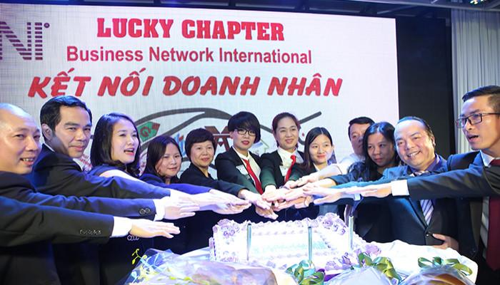BNI Lucky Chapter-Ngày hội kết nối kinh doanh: Bí mật làm nên sự khác biệt