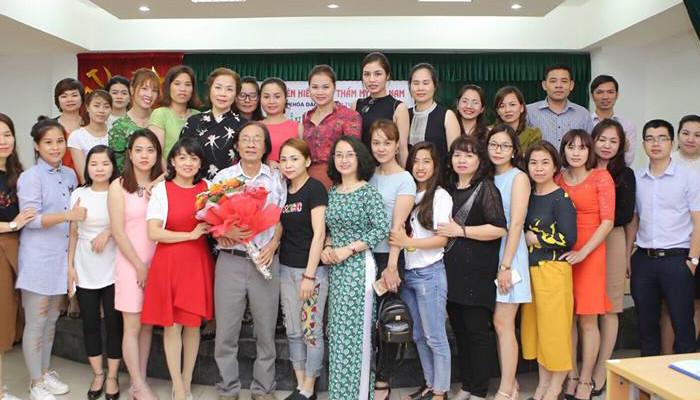 Liên Hiệp Spa-Thẩm mỹ Việt Nam:  Đào tạo chuyên nghiệp trong xu thế hội nhập