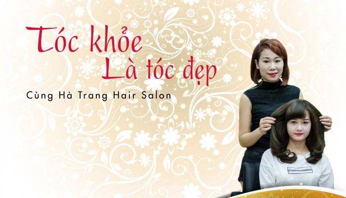 Qùa tặng: 15 suất trải nghiệm hấp phục hồi tại Hairsalon Hà Trang