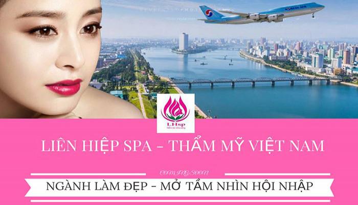 """Gala """"Ngành làm đẹp- Mở tầm nhìn hội nhập""""- Hành trình 2 năm của Liên Hiệp Spa- Thẩm Mỹ Việt Nam"""