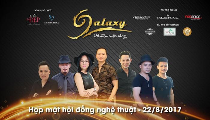 Họp Hội đồng nghệ thuật và Ban tổ chức Galaxy Festival  2017