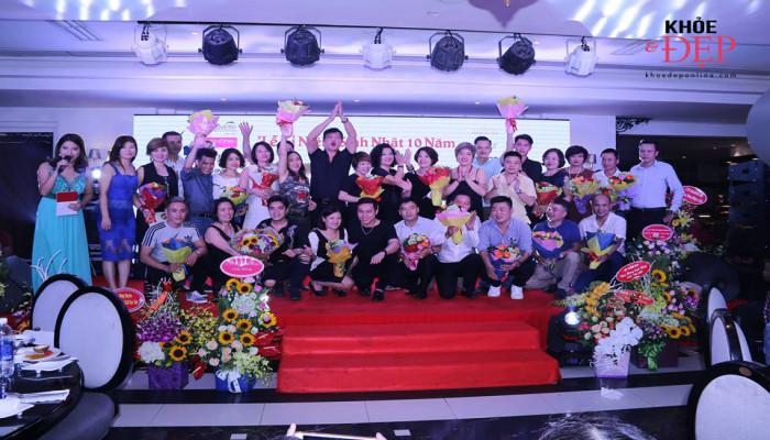 CLB Tóc Việt - 10 năm một chặng đường
