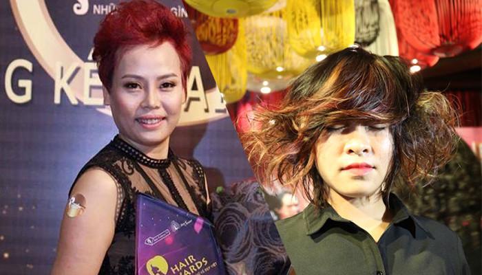 NTMT Thùy Dương: Muốn tạo khác biệt hãy chọn hightlight cho  tóc mái