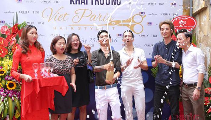 NTMT Việt Paris: Thành công nối tiếp thành công không tự nhiên mà có