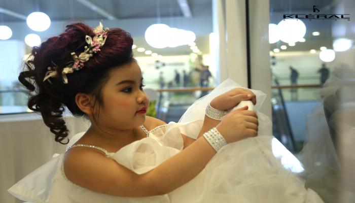 Sự bùng nổ của mẫu nhí với hair show đầu tiên tại Việt Nam